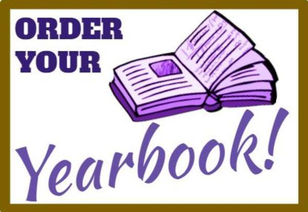 Pre-Order 2018-2019 Yearbooks!