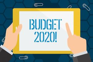 2020-21 - Proposed Budget