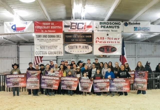 2021 Terry Co Stock Show