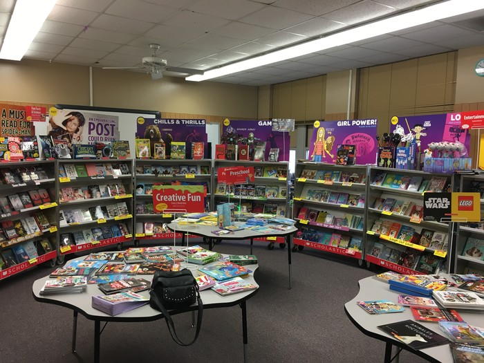 Fall 2018 Book Fair