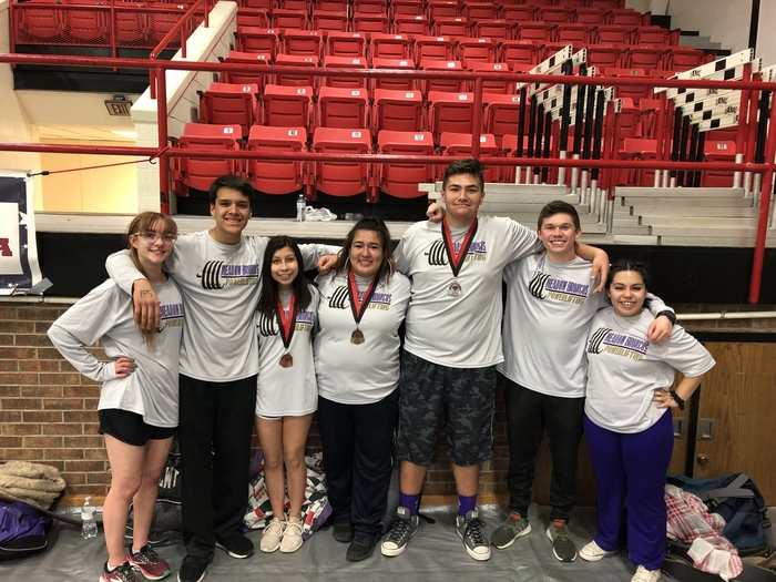 Seagraves Powerlifting Meet