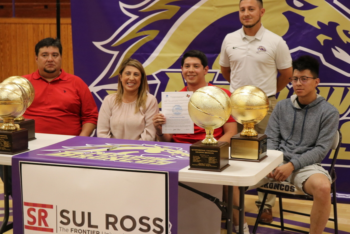 Future Sul Ross University Lobo.