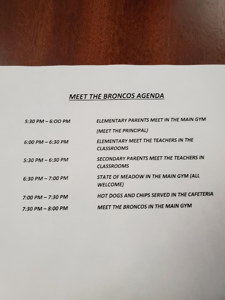 Meet The Broncos
