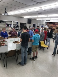 Meadow FFA Thanksgiving Food Box